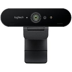 Webcam logitech brio stream...