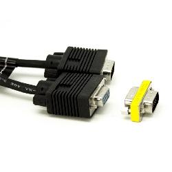 Cable vga prolongador...